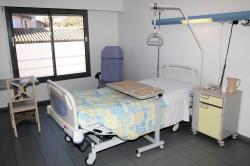 Hopital chambre particuliere